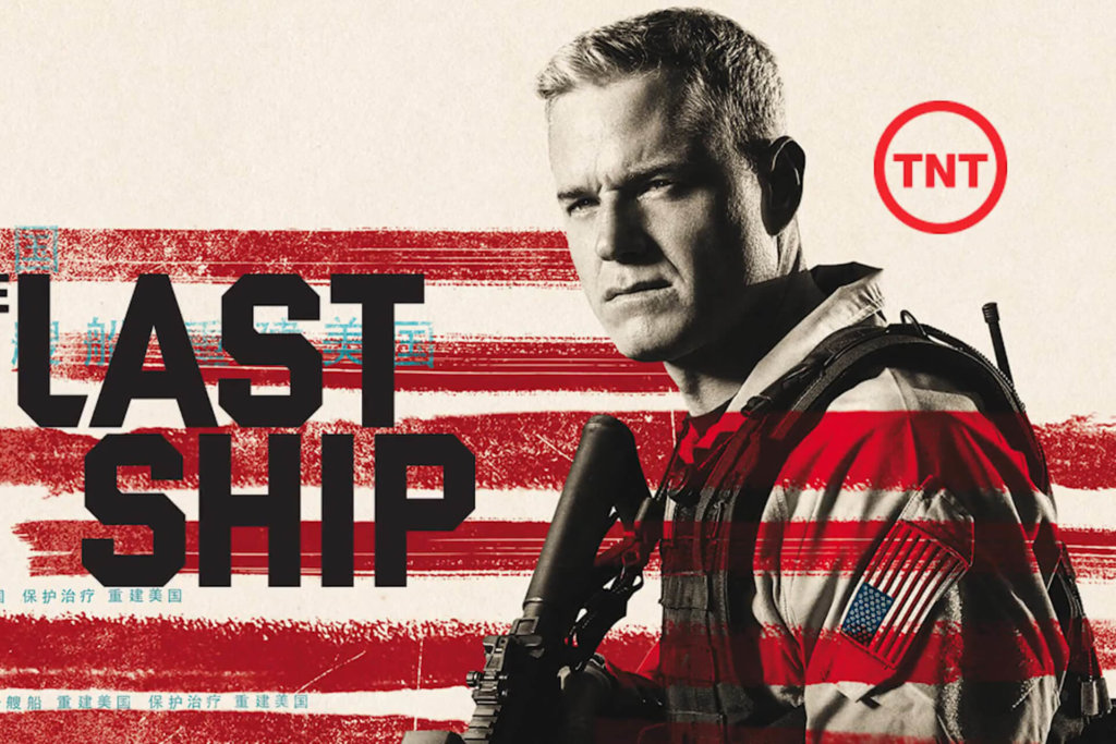 TNT # THE LAST SHIP